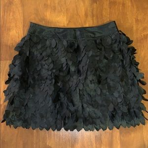 Kardashian Kollection | feathered skirt